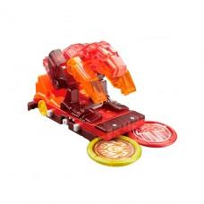 Машинка-трансформер Screechers Wild! S2 L1 - Лава EU684201S