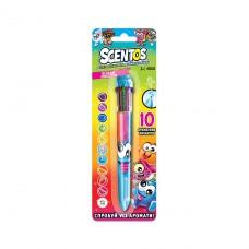 Многоцветная ароматная шариковая ручка - Волшебное Настрое