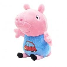 Мягкая игрушка - Джордж С Вышитой Машинкой (18 см) 29620