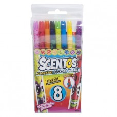 Набор ароматных восковых карандашей для рисования - Радуга