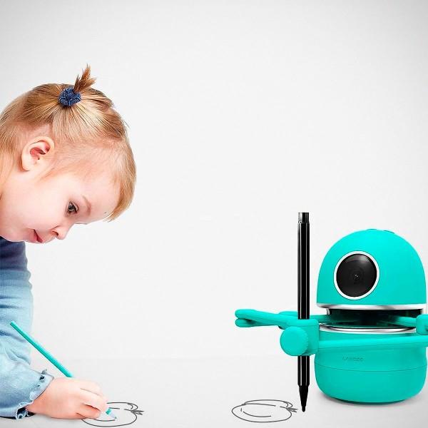 Обучающий робот-художник - Квинси MS.06.0015-U