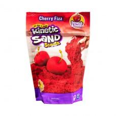 Песок для детского творчества с ароматом - Kinetic Sand Вишневая Шипучка 71473Ch