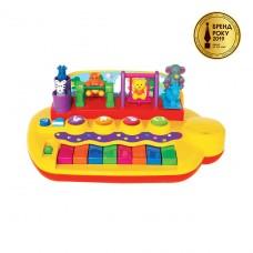 Пианино - Зверята на качелях 33423