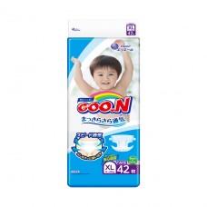 Подгузники GOO.N для детей 12-20 кг (размер Big (XL), на л