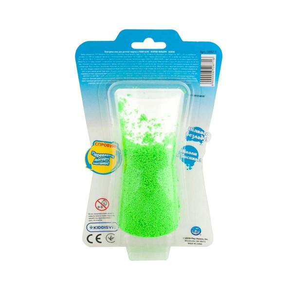 Воздушная пена для детского творчества Foam Alive - яркие цвета - Зеленая 5902-1