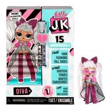 Игровой набор с куклой LOL Surprise! серии J.K. - Дива 570752