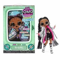 """Игровой набор с куклой LOL Surprise! серии """"O.M.G Dance"""" - Брейк - Данс Леди B-Gurl 117858"""