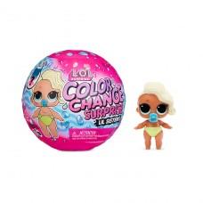 """Игровой набор с куклой LOL Surprise! """"Color Change"""" - Сестрички 576327 Лол"""