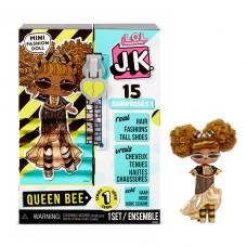 """Игровой набор с куклой LOL Surprise! серии J.K."""" - Королева Пчелка 570783"""