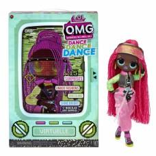 """Игровой набор с куклой LOL Surprise! серии """"O.M.G Dance"""" - Виртуаль Virtuelle 117865"""