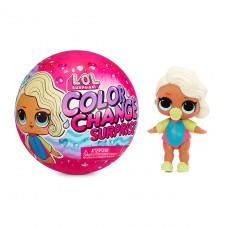 """Игровой набор с куклой LOL Surprise! """"Color Change"""" - Сюрприз 576341 Лол"""