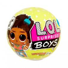 Игровой набор с куклой LOL Surprise! S3 - Мальчики Лол 569350