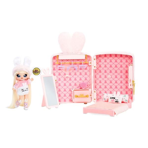 Игровой набор с куклой Na! Na! Na! Surprise 3 в 1 - Рюкзачок-зайчик с сюрпризом 569732