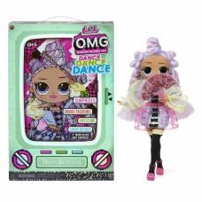 """Игровой набор с куклой LOL Surprise! серии """"O.M.G Dance"""" - Мисс Роял Miss Royale 117872"""