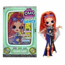 """Игровой набор с куклой LOL Surprise! серии """"O.M.G Dance"""" - Леди - Крутышка Major Lady 117889"""