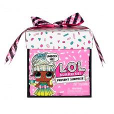 Игровой набор с куклой LOL Surprise! серии Present Surpris