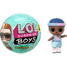 Игровой набор с куклой LOL Surprise! S5 - Мальчики Лол 572695