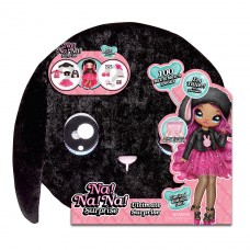Игровой набор с куклой Na! Na! Na! Surprise - Большой сюрприз черный 571827