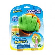 """Мыльные пузыри """"Волшебные прыгуны"""", 56 мл, зелен"""