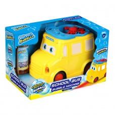 """Мыльные пузыри """"Баббл генератор, школьный автобус&quo"""