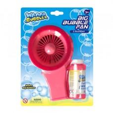 """Мыльные пузыри """"Баббл вентилятор"""", 80 мл, розовы"""