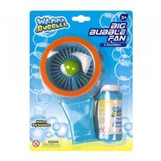 """Мыльные пузыри """"Баббл вентилятор"""", 80 мл, синий"""