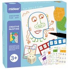 Набор для творчества Mideer - Креативные рисунки MD4130