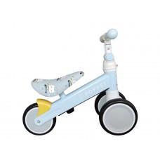Детский трёхколёсный беговел POPPET «Кот Пчелка Хани», вес